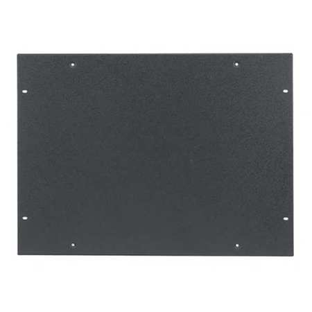 Solid Top Panel for Any Series by USA Middle Atlantic Electrical Cabinet Accessories