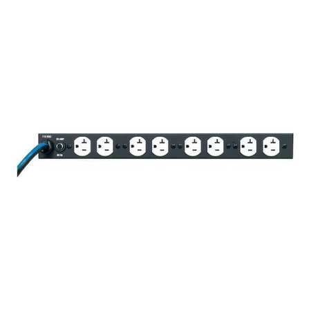 Rackmount Power Basic 9 Outlet 20A Model PD 920R by USA Middle Atlantic Electrical Cabinet Accessories