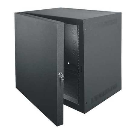 Deep Wall Rack 7 Space 12.25 by USA Middle Atlantic Voice & Data Communication Cabinets