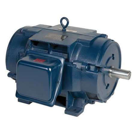 Motor 3 Ph 1.5 HP 3490 RPM 208 230/460V by USA Marathon General Purpose 3 Phase AC Motors
