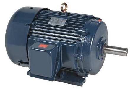 Motor 3 Ph 40 HP 3570 RPM 230/460V by USA Marathon General Purpose Three Phase AC Motors