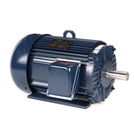 Motor 3 Ph 20 HP 1775 RPM 230/460V by USA Marathon General Purpose 3 Phase AC Motors