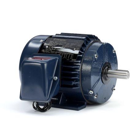 Motor 3/4 HP 1145 RPM 208 230/460V by USA Marathon General Purpose 3 Phase AC Motors