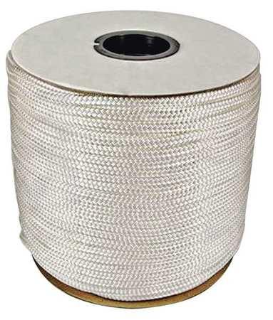 Value Brand Rope 600ft Wht 215lb. Nylon