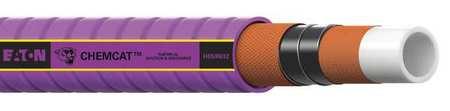 "Eaton 2"" ID x 50 ft Chemical Hose 1200 PSI Purple"