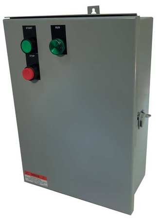 IEC Magnetic Motor Starter 1.8 2.7A by USA Dayton Electrical Motor Magnetic Starters