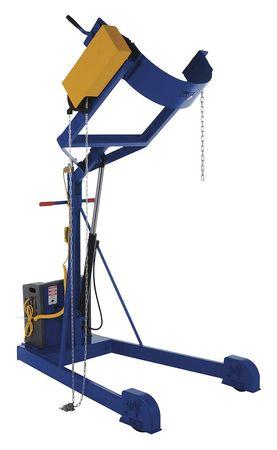 Value Brand Drum Carrier 80-1/16 in. H 800 lb. 115V