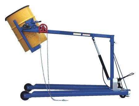 Value Brand Drum Stacker 105-15/16 in. H 800 lb. 12V