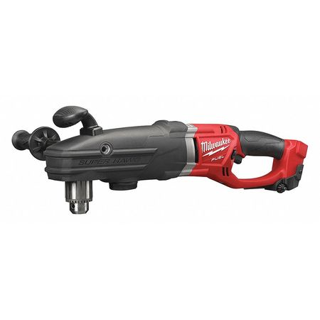 M18 Fuel Cordless Right Angle Drill,18V,1/2