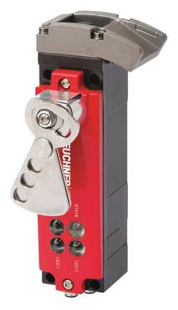 Locking Safety Switch RFID M12 by USA Euchner Electrical Safety & Disconnect Switches
