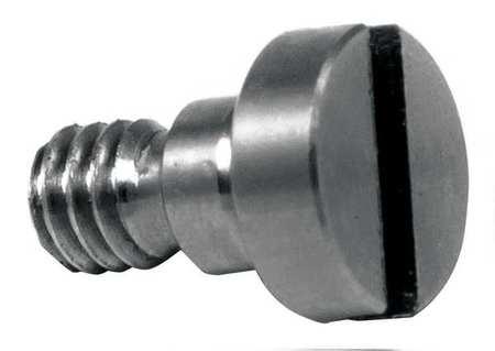 "Shoulder Screw,3/32""""X1/8"""",2-56 -  ZORO SELECT, STR40232C02UL"