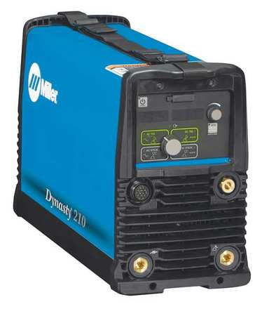 TIG Welder, Dynasty 210 Series, 120 to 480VAC -  MILLER ELECTRIC, 907685002