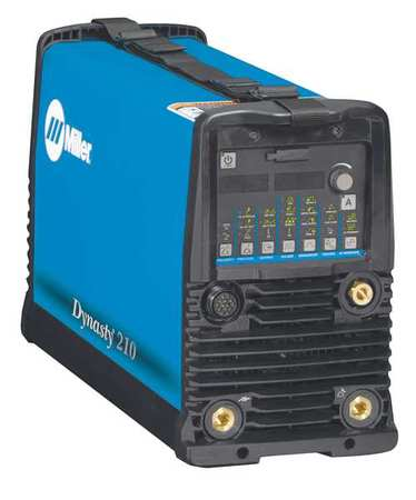 TIG Welder, Dynasty 210 Series, 120 to 480VAC -  MILLER ELECTRIC, 907686