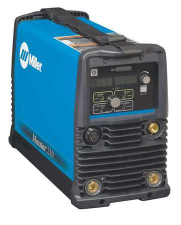 TIG Welder, Maxstar 210 Series, 120 to 480VAC -  MILLER ELECTRIC, 907683