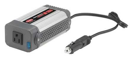 Inverter 120VAC 12VDC 150W 1 Outlet by USA Tundra Electrical Power Inverters