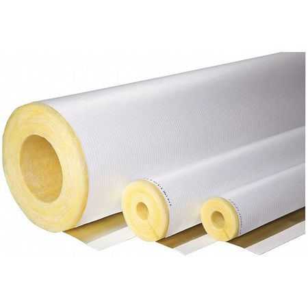 Value brand 3 fiberglass elbow pipe fitting insulation 1 for Fiberglass insulation sizes