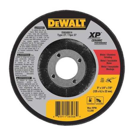 Diamond Blade tile 4-1/2 7/8-5/8 Bore