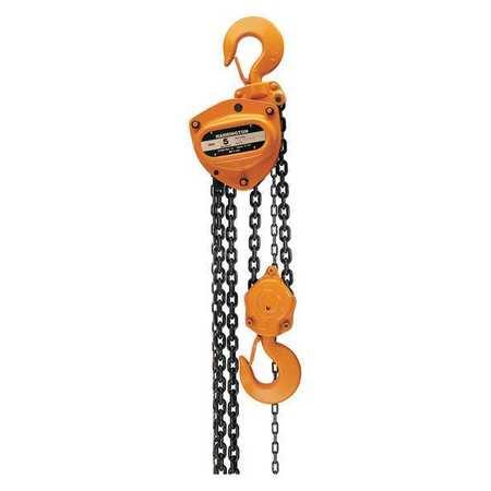 Harrington Manual Chain Hoist 10 ft.Lift