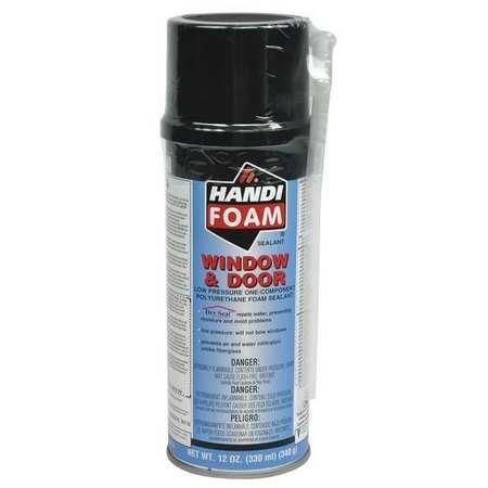 Handi Foam Straw Foam Sealant Window And Door 12oz P30270