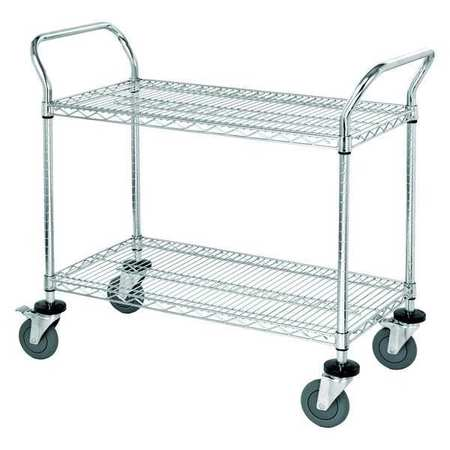 Value Brand Wire Utility Cart 51 in. L x 18 in. W