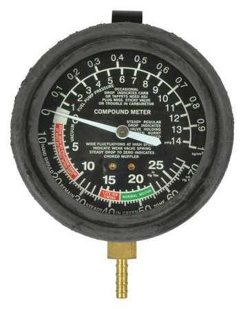 Westward Pressure/Vacuum Gauge