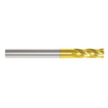 Monster End Mill 1/8 in. 4 Flutes TiN