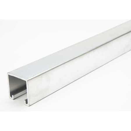 Strut Chan 5 ft. L Solid Aluminum 12 ga. by USA Value Brand Electrical Strut Channels