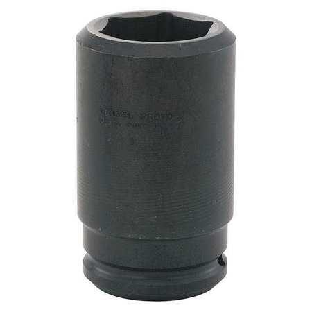 Proto Impact Socket Alloy Steel 3 9/64 in.Size