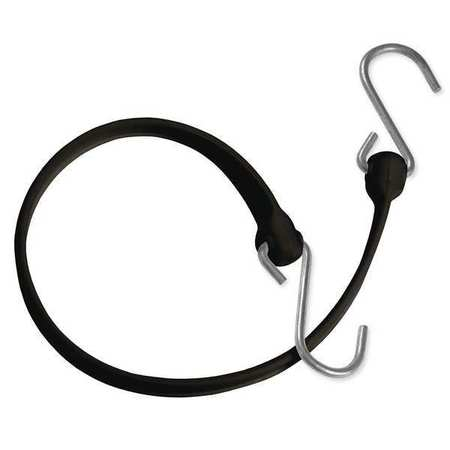 The Better Bungee Polystrap Black 18 in.L Galvanized Steel