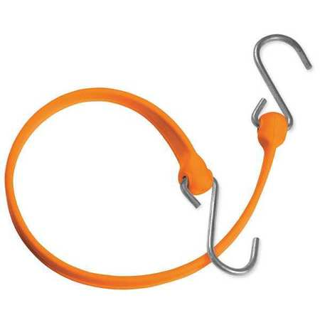 The Better Bungee Polystrap Orange 12 in. L