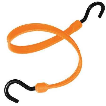 The Better Bungee Polystrap Orange 36 in. L Nylon