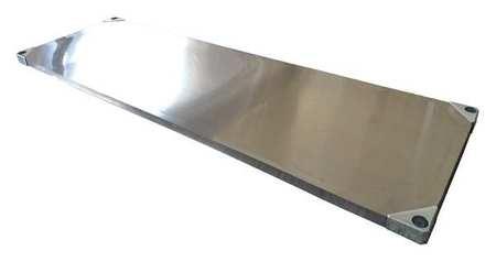 Value Brand Shelf SS 18D X 60 InW