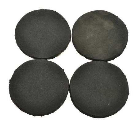Value Brand Replacement Foam Circle PK4