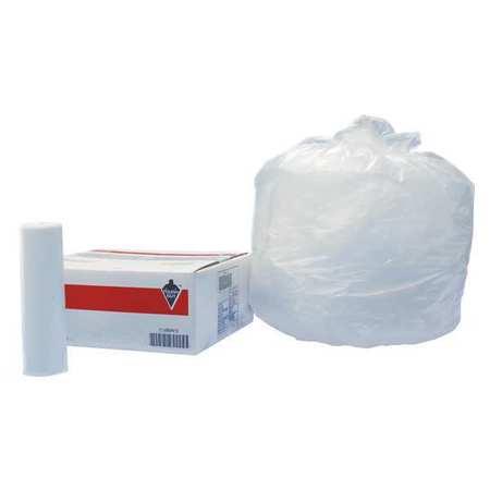 Trash Bags,16 Gal.,8 Micron,pk1000