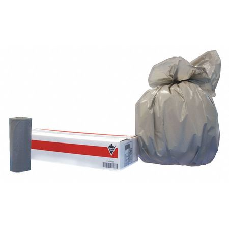 Trash Bags,45 Gal.,1.50 Mil,pk100