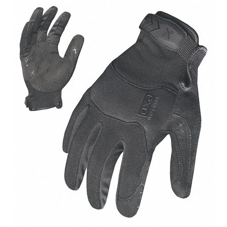 Mechanics Gloves,m Size,blk,womens,pr