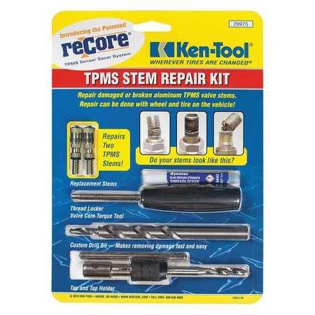 Ken-Tool TPMS Stem Repair Kit 29975   Zoro.com