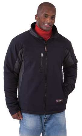 Sprayway Mens Grendel Insulated Jacket - Cherry/smog - L
