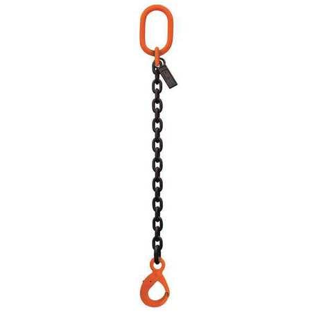 Stren-Flex Chain Sling 1/2in Size 3 ft L SOL Sling