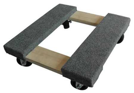 Value Brand General Purpose Dolly 16x16 Carpeted