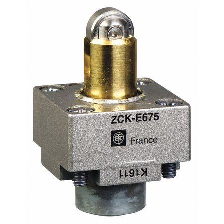 Lmt Switch Plunger Head Xcke Model ZCKE675 by USA Telemecanique Electrical Limit Switches