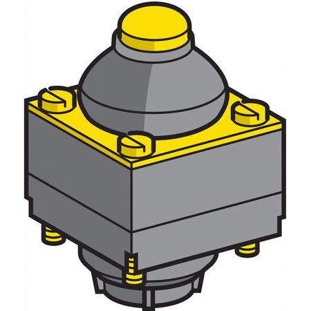 Limit Switch Model ZCKD109 by USA Telemecanique Electrical Limit Switches