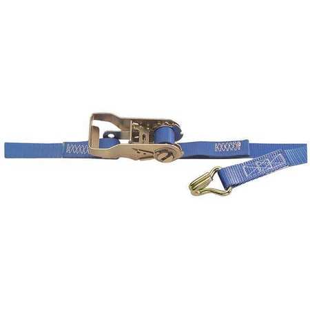 Kinedyne Tie-Down Strap Blue 2500 lb. 10 ft.