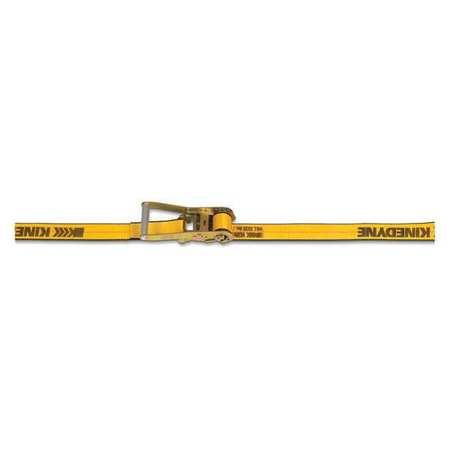 Kinedyne Cargo Strap Gold 10 000 lb.