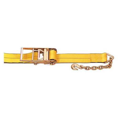 Kinedyne Cargo Strap Gold 16 200 lb. Ratchet