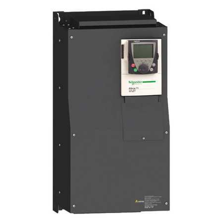 Variable Frequency Drive 50 HP 575 690V Model ATV71HD37Y by USA Schneider Variable Frequency Open Enclosure Drives