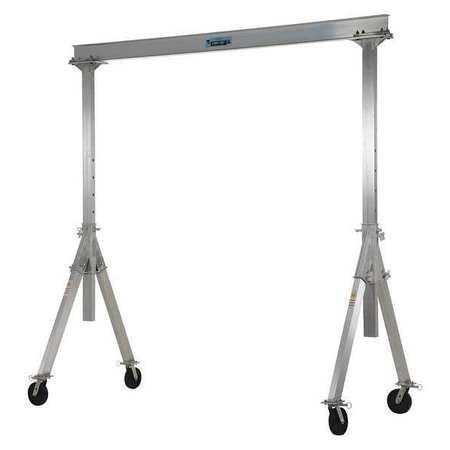Vestil Adjustable Alum Gantry Crane 4K 12 x 12