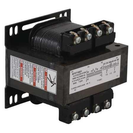 Trfmr Control 150Va 240/480V24/120V by USA Square D Electrical Control Transformers