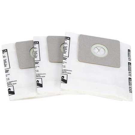 DAYTON 13J022 Filter Bag,3-1//2 gal.,PK5