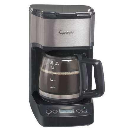Mr Coffee Coffee Maker Plastic Taste : Capresso Single Coffee Maker, 25 oz. Plastic 426.05 Zoro.com